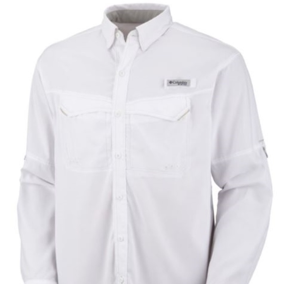 columbia long sleeve fishing shirts